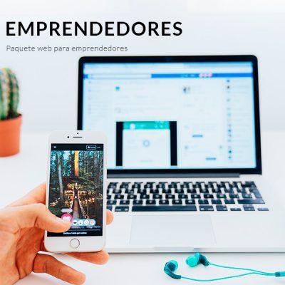 Páginas web para emprendedores - Pispos diseño de páginas web en cali