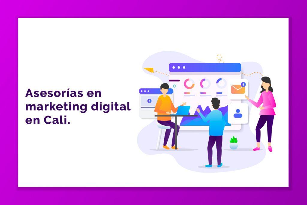 Asesorías en marketing digital en Cali - Pispos