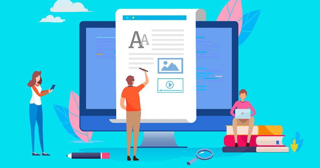 Redacción de contenido para páginas web en Cali