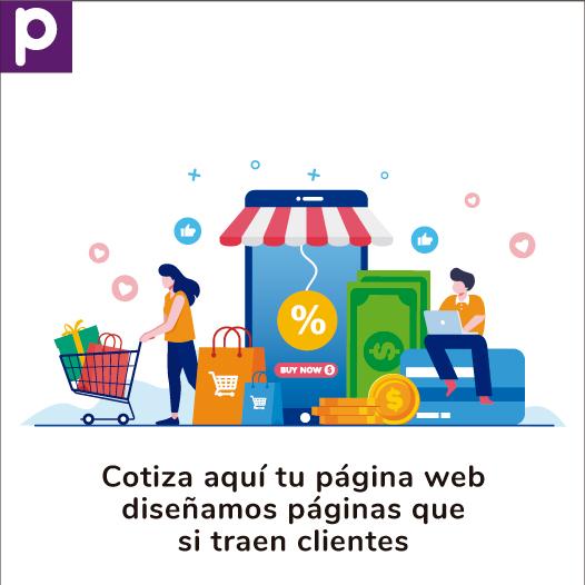 Costo de diseño de página web en Colombia