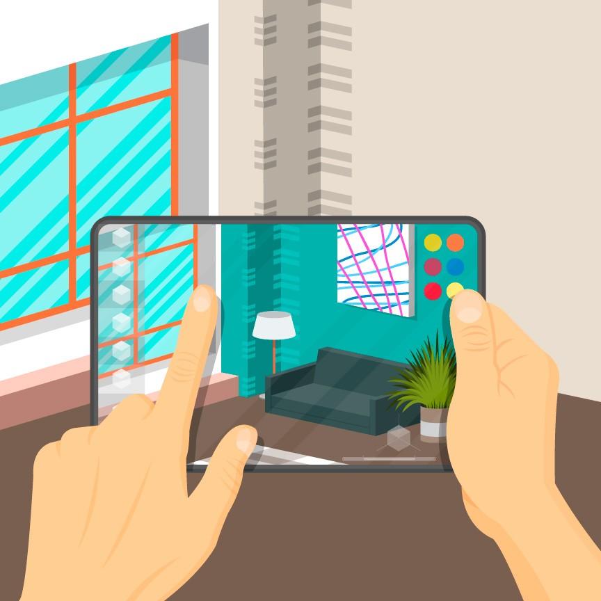 Publicidad interactiva inmuebles - 7 ideas de negocios que puedes poner en tu casa