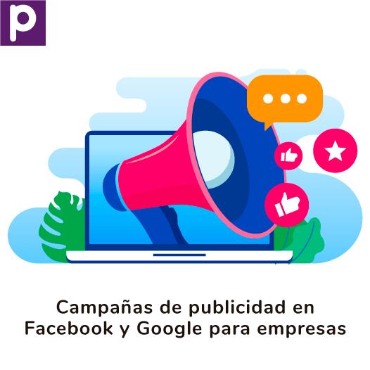 Imagen de portada de Campañas de publicidad en Facebook y Google