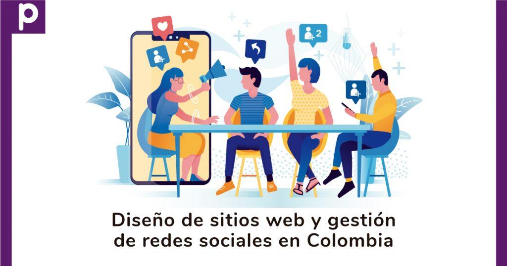 Diseño de sitios web Colombia