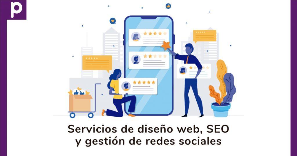 Servicios de diseño web en Colombia