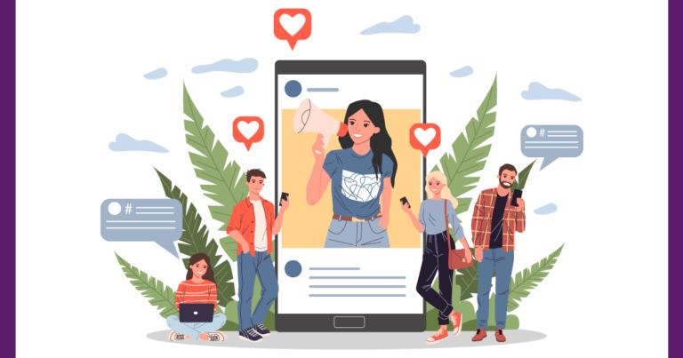 ¿Qué tipo de publicidad puedo hacer en redes sociales?