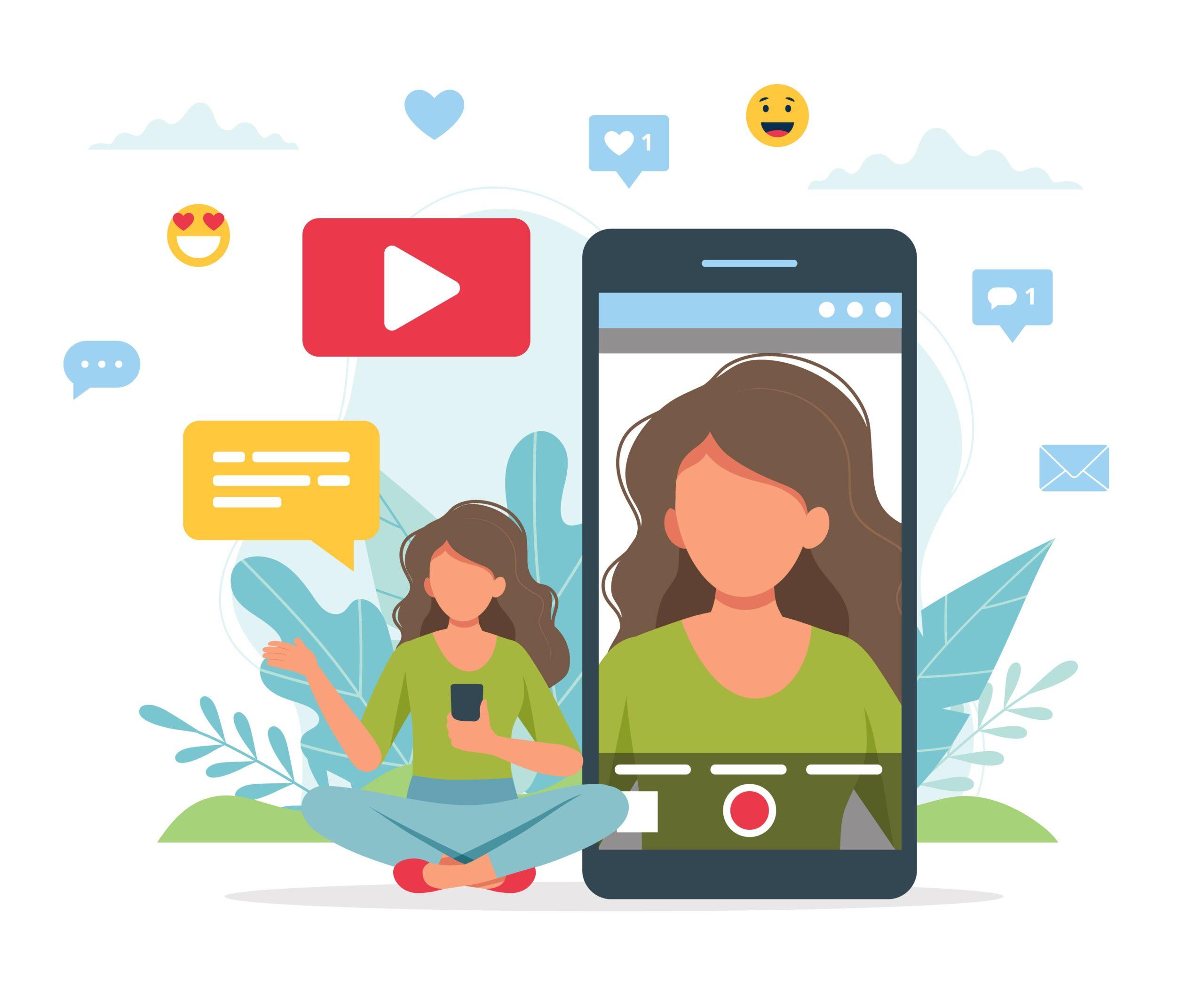 Administración de redes sociales en Colombia